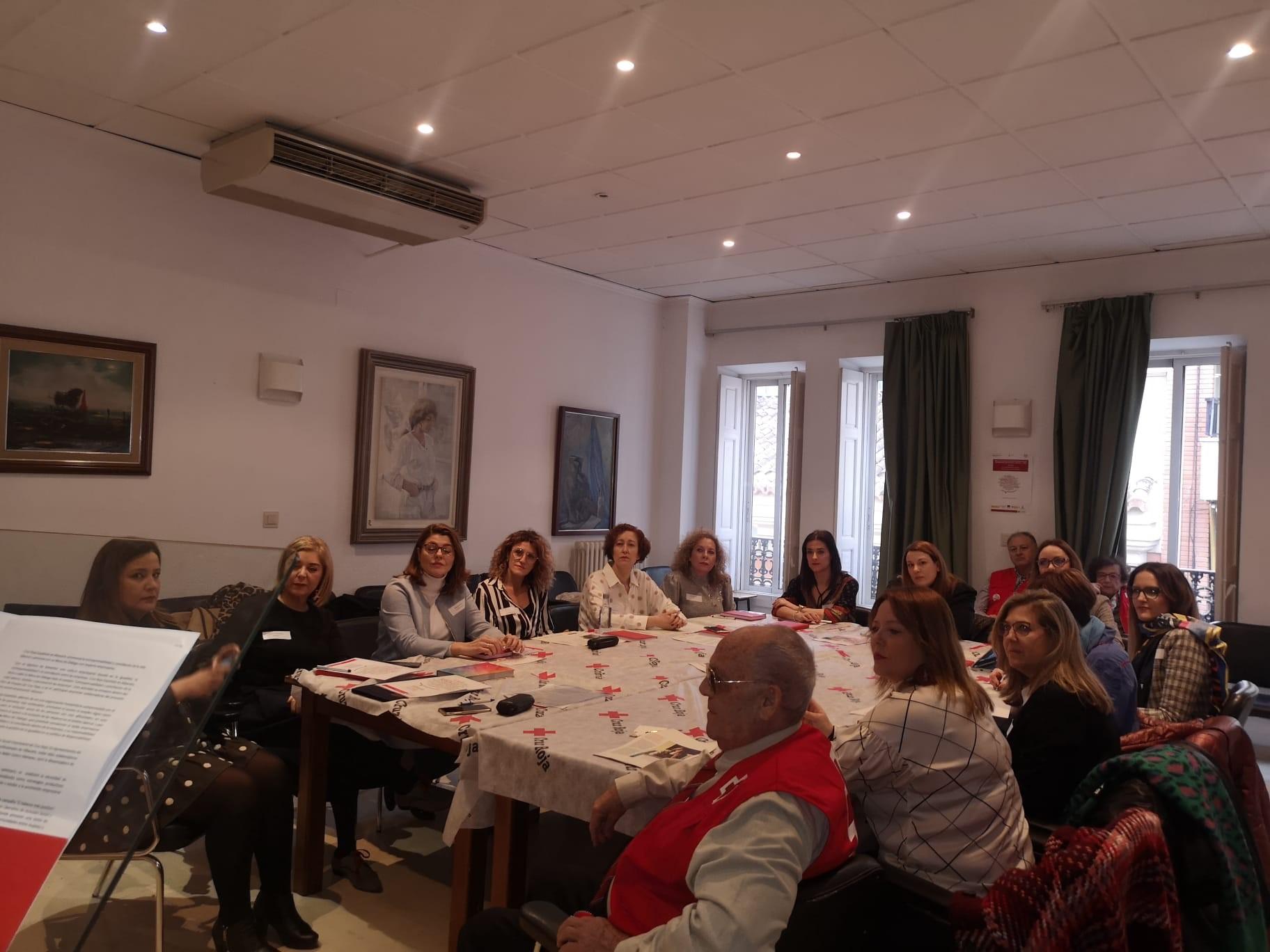 MasImagen- Mesa de Diálogo Cruz Roja