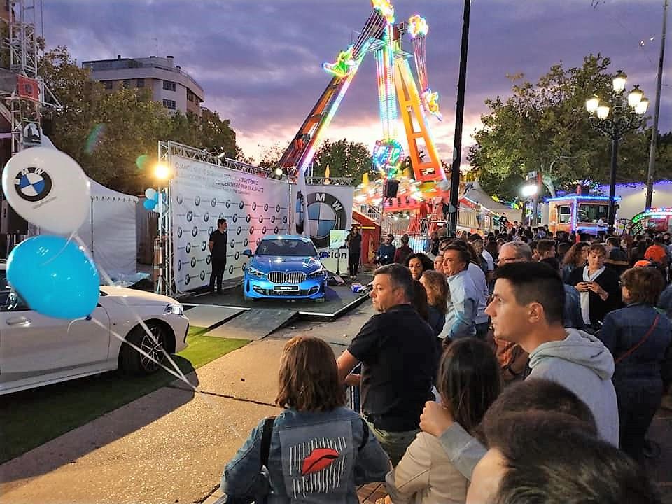Presentación nuevo BMW