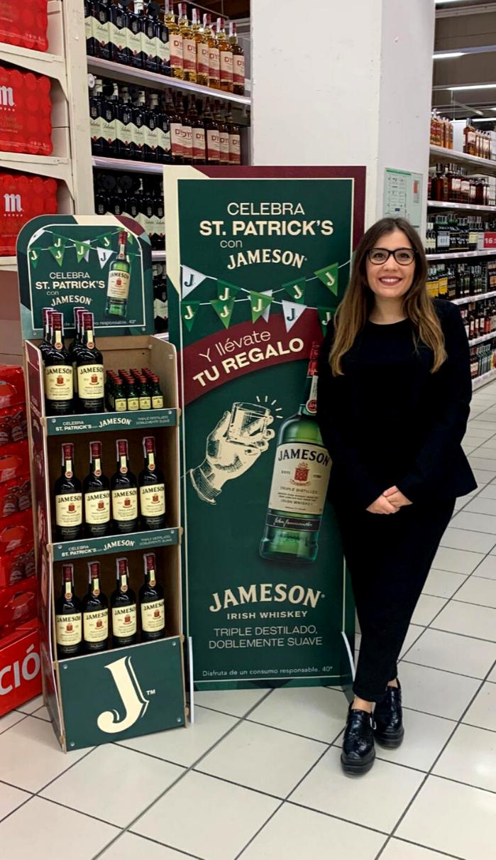 Degustación Jameson